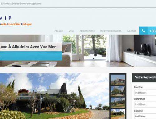 Vente Immobilier Portugal